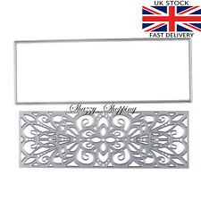 Pretty Lace Panel metal cutting die cutter UK seller Fast Posting