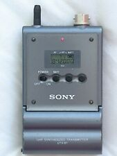 Sony UHF Synthesized Wireless Transmitter UTX-B1 67-69 - No.2