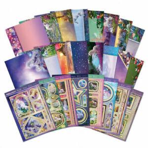 Hunkydory Unicorn Utopia Card Toppers & Card Kit