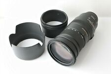 <NEAR MINT> SIGMA DG 50-500mm F/4.5-6.3 APO HSM Telephoto AF from Japan #25010