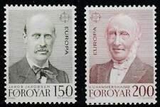Faeroer/Faroer postfris 1980 MNH 53-54 - Europa / Cept