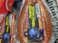 Earl Campbell's Jalapeno Smoked Sausage 13 Oz (4 Pack)