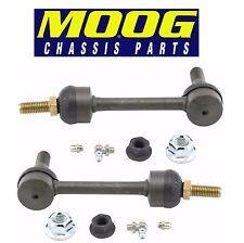 Ford F-150 4WD Pair Set of 2 Front Stabilizer Bar Link Moog K80279