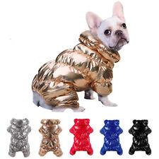 Cappottino Impermeabile Per Cani Morbido inverno caldo Piumino Antipioggia cane