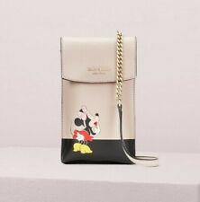 Kate Spade Disney Minnie Mouse North South Flap Phone Crossbody Bag