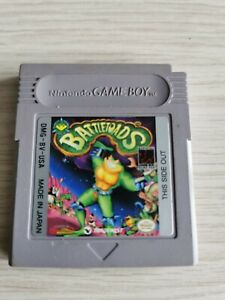 Battletoads Game Boy USA