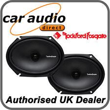 "Rockford Fosgate R168X2 6""x8"" 2-Way Full-Range Car Speakers"