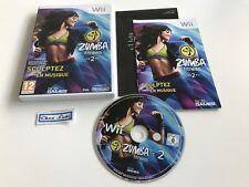 Zumba Fitness 2 - Nintendo Wii - PAL FR - Avec Notice