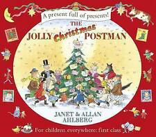 The Jolly Christmas Postman by Allan Ahlberg, Janet Ahlberg (Hardback, 2011)