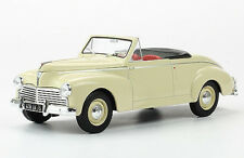 Peugeot 203 Cabriolet  1/24  New & Box Diecast model Car auto vintage