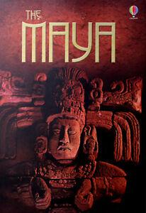 Brand New Usborne Beginners: The Maya by Jerome Martin