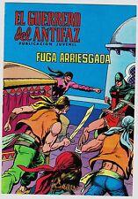 EL GUERRERO DEL ANTIFAZ (Reedición color) nº: 115.  Valenciana, 1972-1978.