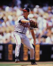 Atlanta Braves TOM GLAVINE Glossy 8x10 Photo Major League Baseball Poster Print