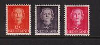 Netherlands - #325-27 mint, cat. $ 105.00