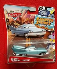 "CARS - TIMOTHY ""TIMEZONE"" TRUECOAT - Mattel Disney Pixar"