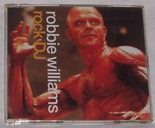 Robbie Williams - Rock DJ - CD Single - includes Player One Remix & Talk to Me
