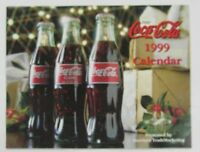 Coca-Cola 1999 Calendar - NEW  FREE SHIPPING