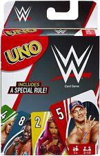 WWE Uno Card Game