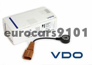 Volkswagen Jetta VDO Ignition Knock (Detonation) Sensor S107583046Z 06F905377