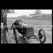 #pha.035572 Photo GUIDO MEREGALLI DIATTO 4DC GRAND PRIX MONZA 1922