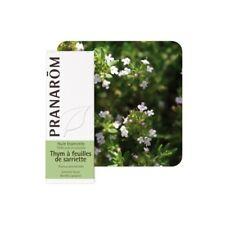 Pranarom - Huile Essentielle Thym à feuilles de sarriette Bio - 10 ml