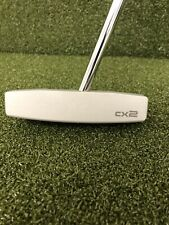 Cure CX2 Putter, Right Hand, Straight Neck With Headcover