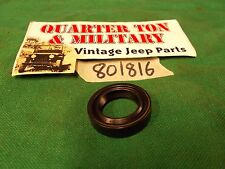 """Jeep Willys M38 M38A1 M170 15/16"""" Steering sector shaft seal 801816"""