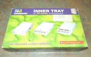NEW KF23-it Mobile Media Hard Drive Tray Rack Hot Swap UDMA & ATA  66/100/133