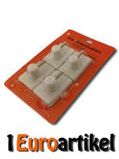 12 Pezzi Gancio adesivo bianco per Bacchetta di vetro tenda Accessori NUOVO