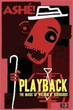Playback: The Magic of William S. Burroughs (Paperback or Softback)