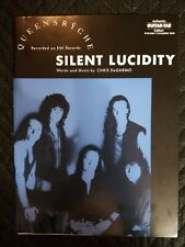 Queensryche: Silent Lucidity Sheet Music
