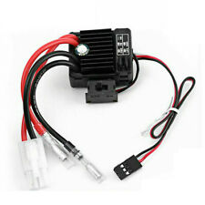 RC Car Brushed ESC Electronic Speed Controller Waterproof Q9E1J