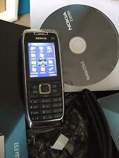 Nokia  E51 - White Steel (ohne Simlock) 100% Original !!!!