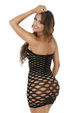 Sexy Slutty Wife Lingerie Naughty Bridal Shower Party Bodycon Bodystocking Skirt