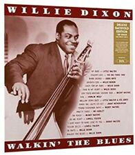 Willie Dixon Walkin The Blues deluxe  Vinyl LP +g/f NEW sealed