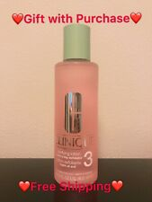 Clinique Clarifying Lotion 3 Combination Oily 13.5oz / 400ml *NEW UNBOXED*