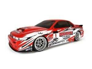 HPI Nissan S13 Body, for the E10 Drift (200mm) HPI109385