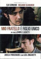 Dvd Mio Fratello è Fglio Unico (2006) - Riccardo Scamarcio .....NUOVO