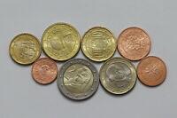 AUSTRIA 2006 EURO COIN SET HIGH GRADE B24 YH9