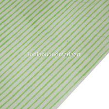 20 Yard Dress Making Hand Block Pure 100% Cotton Jaipuri Printed Fabric