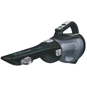 Black & Decker BDH2000L 20V MAX Cordless Lithium-Ion Platinum Hand Vacuum Kit