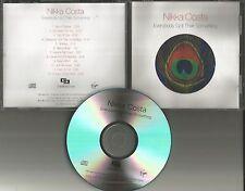 NIKKA COSTA Everybody Got Their Something DIFFERENT ART ADVNCE PROMO DJ CD 2000