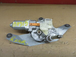 GMC TERRAIN 10-17 CHEVY EQUINOX 10-17 REAR WINDOW WIPER MOTOR OEM # 25788749