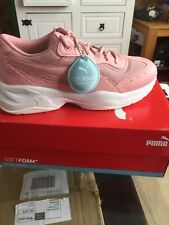 New & Boxed Ladies Puma Trainers Size 6