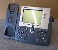 Cisco 7940G Series CP-7940G Unified VoIP IP Business Phone Without Handset