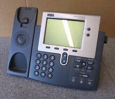 CISCO 7940 G Series CP-7940G Unified VoIP IP Business Téléphone sans Combiné