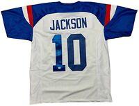 Desean Jackson autographed signed jersey NFL Philadelphia Eagles PSA COA