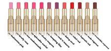 L'Oréal Caresse Lippenstift- Wahl Aus 16 Tollen Farben- Extrem Glänzende Textur