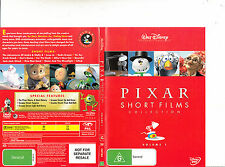 Pixar:Short Films Collection:Volume 1-13 Short Films-Short Films-DVD