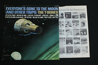 The T-Bones Everyone's Gone To The Moon (And Other Trips) 1966 LP  EX/EX